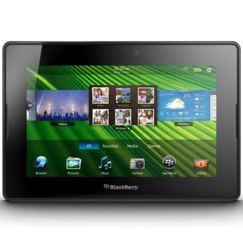 Blackberry Playbook WiFi 64GB black UK inkl. deutschen Adapter