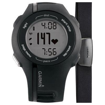 GPS-Uhr Garmin Forerunner 210 HRM mit Brustgurt für 159€ ggf. 6€ Versand @Decathlon online