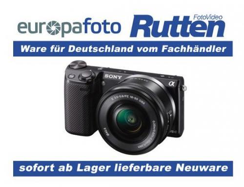 NEX5R mit dem neuen SEL PZ 1650 Objektiv für 750€ @eBay
