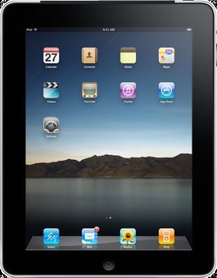 Apple iPad 3  Wi-Fi + 4G 16GB mit Vodafone Vertrag (5GB Volumen)