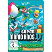 [voelkner] New Super Mario Bros. U  mit Gutschein für 46,83 EUR