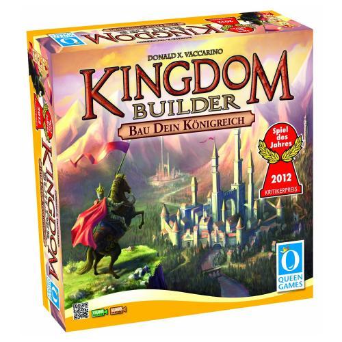 Amazon.de | Spiel des Jahres 2012: Kingdom Builder um 19,99