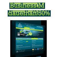 Business M Paket lebenslang für 0.99€ pro Monat bei netcup.de