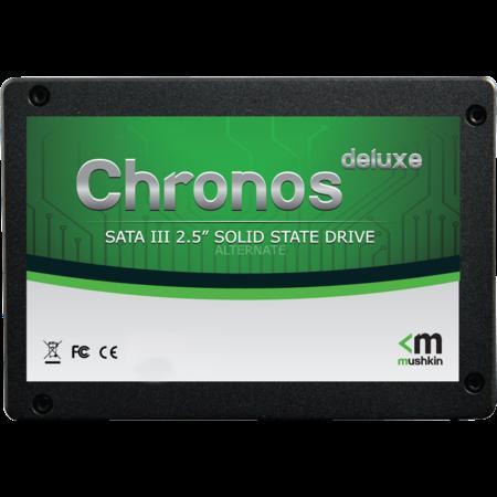 "Mushkin Chronos Deluxe 240 GB 2,5"" SSD für 174,85 € inkl. VSK"