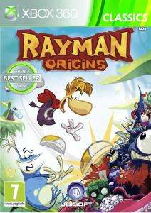 [The Hut] Rayman Orgins Classics Xbox ~ 11 Euro