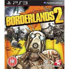 (UK) Borderlands 2 [PS3/Xbox] für 27.49€ @ play