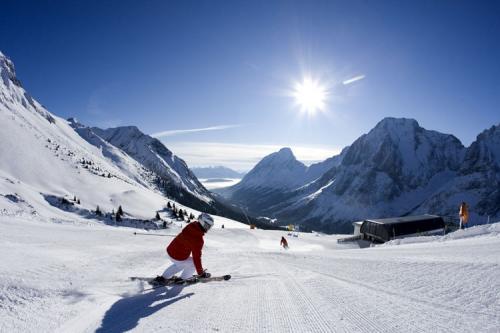 [Zugspitze] 2x Skipass (77€) der Ehrwalder Almbahn @Charivari Deals