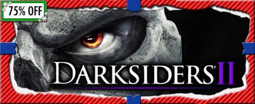 DARKSIDERS II STEAM KEY @ GET GAMES