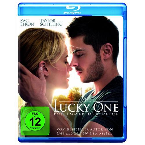 The Lucky One [Blu-ray] und Wie durch ein Wunder [Blu-ray] für je 7,97€ @Amazon