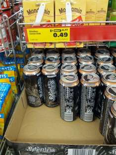 Energydrink für 0,74 €
