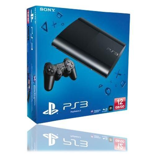 Sony Playstation 3 Super Slim - 12GB für 188€ @Ebay
