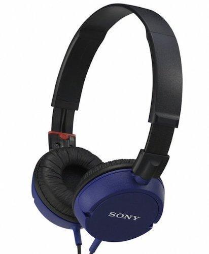 Sony MDRZX100W DJ Kopfhörer Blau für 9,99€