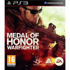 (UK) Medal Of Honor: Warfighter [PS3] für 21.99€ @ play
