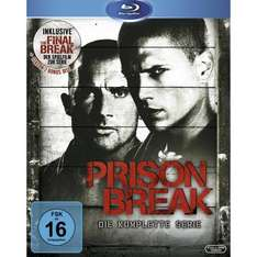 Prison Break - Complete Box [Blu-ray] (@Amazon.de)