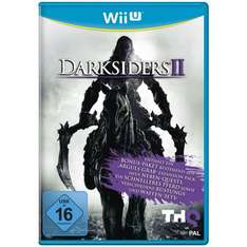 [Wii U] Darksiders II bei Amazon stark reduziert!