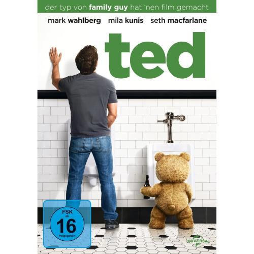 Ted [DVD] für 7,50 € @ Müller (Offline)