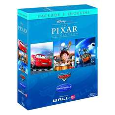 Pixar collection [Blu-ray] für 16,99 € @ Amazon.de