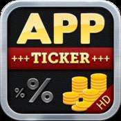 [iOS] App Ticker HD aktuell gratis