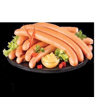 Wiener Würstchen bei REWE