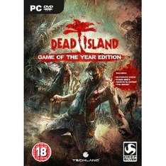 [Steam] Dead Island: GOTY  für 4,55€ @Amazon.com
