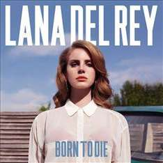Lana del Rey Album Born To Die, MP3 320 kbits/s