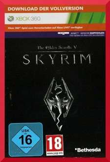 The Elder Scrolls 5 Skyrim [Xbox 360] als Downloadcode