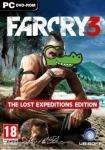 Wieder da! Far Cry 3 - The Lost Expedition Edition [Uncut] [Eu] [Ubisoft]
