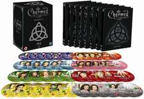 Charmed-Zauberhafte Hexen DVD Komplettbox für 82,66€
