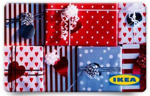 IKEA Geschenk-Karte 25.- für 20.- [lokal]