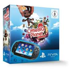 Sony PlayStation Vita Konsole Wifi + Little Big Planet Vita für 159,97 Euro @ Amazon