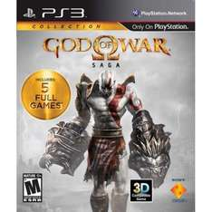 God of war Saga für 27€