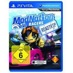 [PS Vita] ModNation Racers: Road Trip für 11,98€