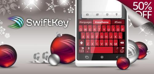 [Android] SwiftKey 3 & SwiftKey 3 Tablet für 1,99€