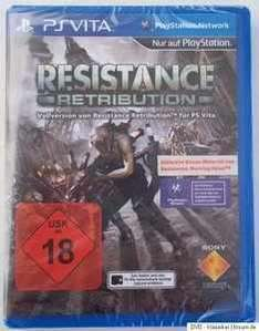 [PS Vita] Resistance: Retribution + Burning Skies Multiplayer Booster [PSN Key] 9,90€