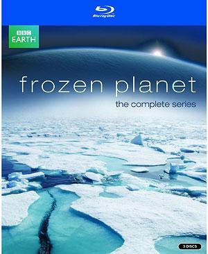 Frozen Planet - Eisige Welten [2 Blu-rays] für 15,97 € @ Amazon. de
