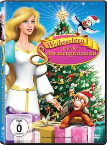 VOD heute für o2 / Alice Kunden kostenlos Weihnachten mit der Schwanenprinzessin
