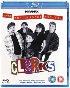 [the hut] CLERKS: 15TH ANNIVERSARY SPECIAL EDITION BLU-RAY