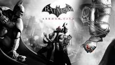 Batman: Arkham City GOTY 5,25€ bei GMG [Steam Key]