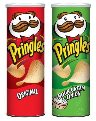 Beim Lidl Pringles 1.19€ in versch. Sorten