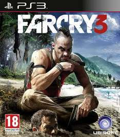 Far Cry 3  Playstation 3 [PS3 / Xbox] UK Version 33,66 Euro