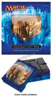 Miracle Games: Magic the Gathering - Return to Ravnica - Holiday Gift Box für 17,25€