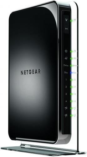 NETGEAR N900 Wireless Dual Band Simultan Gigabit  Router 2,4 + 5,0 Ghz =  99,90€