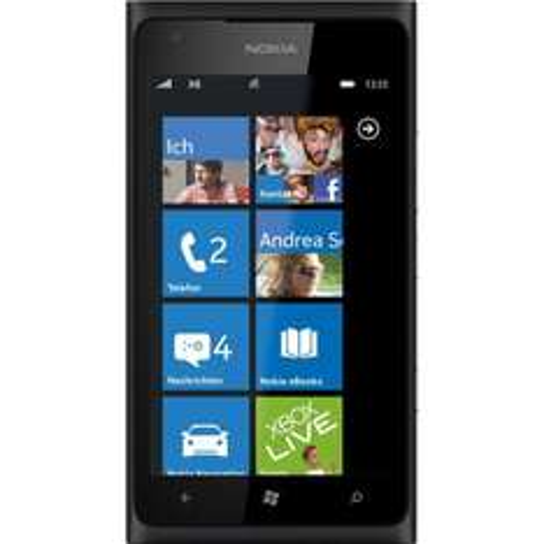 Nokia Lumia 900 Smartphone Amazon WHD wieder verfügbar. Schwarz für 250€ und weiß für  243€