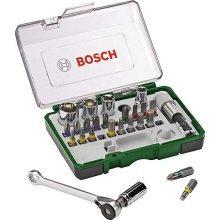 Bosch mini Ratschen-Set 27 teilig für 14,99 bei Max Bahr ab 27.12. Offline