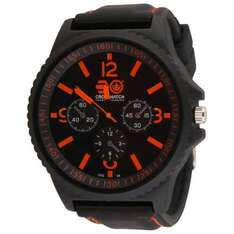 Crosshatch Men's Case Watch