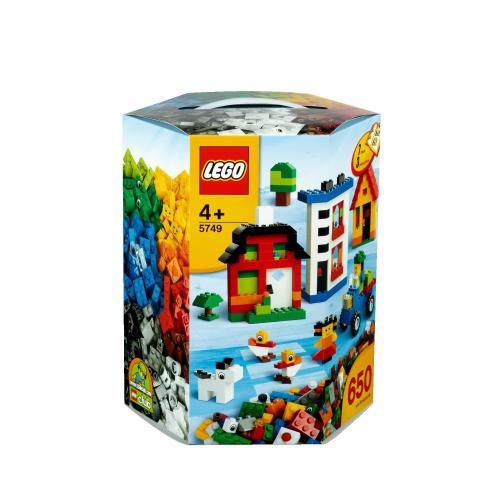 5749 LEGO® Bausteine-Trommel für 20,99 €  @ elfen.de