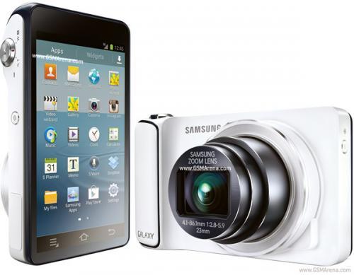 (Saturn Österreich) Samsung Galaxy Camera inkl. 2 Jahre mobiles Internet von 3 für nur 299 Euro!