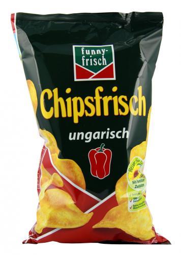 perfekt für Silvester !! [bundesweit] Kaufpark / Real - Chipsfrisch z.B. ungarisch - 175g Beutel 1,29