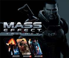 Mass Effect Trilogy - 14,99 Euro - Mass Efffect 1 + 2 + 3