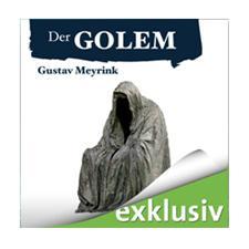 """[audible] Hörbuch """"Der Golem"""" von Gustav Meyrink Kostenlos"""